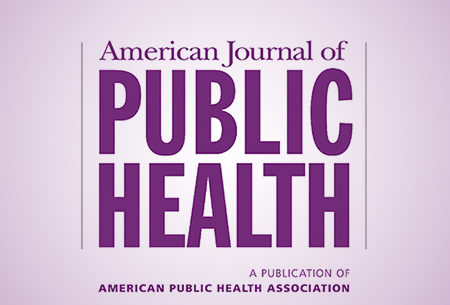 American Journal of Public Health slider